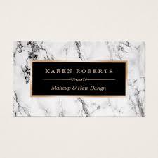 makeup artist modern script y fl wrapping business card zazzle