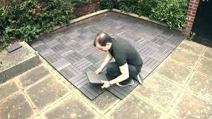 easy patio flooring ideas inexpensive patio flooring options full image for  cheap outdoor patio flooring ideas .