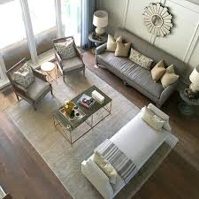 Rectangular Living Room Interesting Tips For Styling Large Living Rooms Other Awkward Spaces Furniture