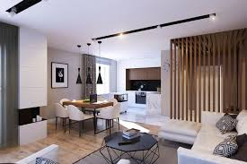 Modern Design Apartment Interesting Decoration