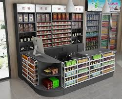 Free Standing Shop Display Units Beauteous Customized Floor Standing Shop Display Shelving Metal Wine Racks For