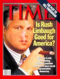 The true masters are motormouths like Hamblin, Boortz, Hannity -- and the supremo, Rush Limbaugh, whose syndicated sermon is attended by 20 million people a ... - Time%2520Mag%2520Flashback%25201995%2520Is%2520Rush%2520Limbaugh%2520Good%2520for%2520America