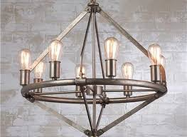 modern industrial chandelier the most loft chandeliers globe glass pertaining to remodel 15