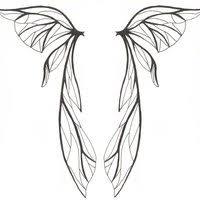 Rogine Clyniss Riyugin Fairy Wings Template Album
