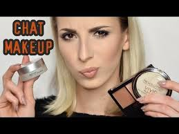 chat makeup revitalash makeup revolution flawless colorstay by martyna molenda make