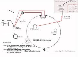 technical 6 to 12 volt conversion problem the h a m b two different but easy wiring diagrams to hook up a regular delco 10 or 12 si alternator on most any rig