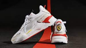Performance gear built for speed. Available Now Scuderia Ferrari X Puma Rs X House Of Heat