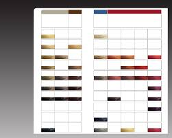 Wella Color Chart Wella Color Tango Shade Chart Wella Color Tango Shade That
