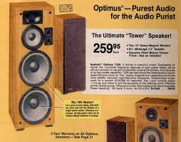 speakers radio shack. these were the top of radio shack speaker line in 1979, $80 more per pair than mach one. i just finished refoaming four ten inch woofers and speakers )