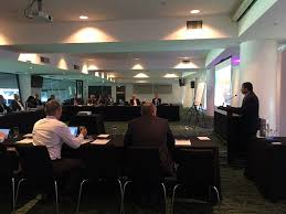 bish rath svp and head of ito digital business at hcl technologies hosted a roundtable discussion at the 2017 cio leaders summit australia on automation