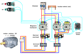 phase dol starter circuit diagram images starter diagram diagram furthermore dol motor starter circuit likewise 3 phase