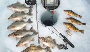 Image result for ice fishing