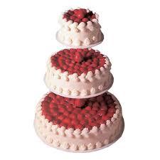 Cheesecake Display Stands 100Tier Wedding Cheesecake Wilton 28