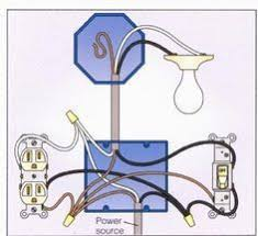 light and outlet way switch wiring diagram electrical light outlet 2 way switch wiring diagram