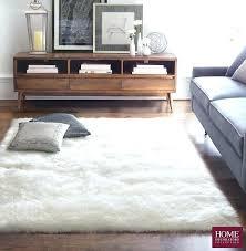 faux fur rug stylish fur rugs for living room rug sheepskin faux fur rug living room