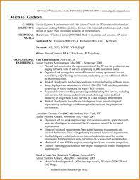 Network Administrator Resume Sample Beautiful Sample Engineering