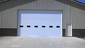 24x14 commercial overhead door