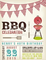 barbecue invitation template free retro bbq invitation template there are two rows of checkered ref