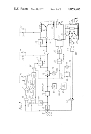 patent us4059786 wheelchair control circuit google patents patent drawing