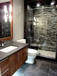 heated bathroom tiles. Contemporary Bathroom With Black Tan And Brown Shower Tile Backsplash Heated Tiles I