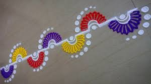 Side Rangoli Designs For Diwali 100 Simple And Easy Rangoli Designs For Diwali Free Download