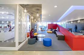 colorful office space interior design. Colorful Office Workspace Design Space Interior R
