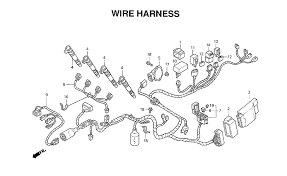 wiring diagram fi wiring diagram and schematic how to wire f4i dual headlights 99 00 f4 cbr forum