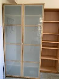 ikea pax frosted glass sliding doors