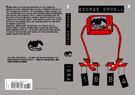 george orwell s book covers