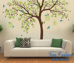Wall Mural For Living Room Wall Decal Inspiring Tree Wall Decals For Living Room Living Room
