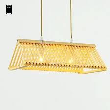 ceiling light cord handmade bamboo roof shade pendant light cord fixture creative art lamp design retractable ceiling light cord