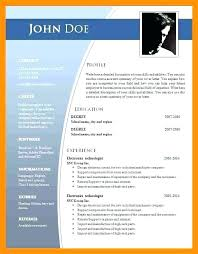 Microsoft Office 2010 Resume Templates Download Office Template Resume Windows Ms Cv Templates Microsoft