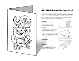 Get Well Soon Coloring Cards Free Coloring Pages On Art Coloring Pages