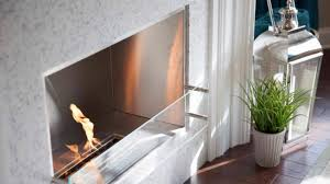 an electric fireplace can bring warmth and character to a room