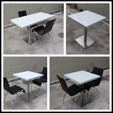restaurant tables chairs cafe table chair set fast food
