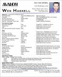 Resume   Headshots