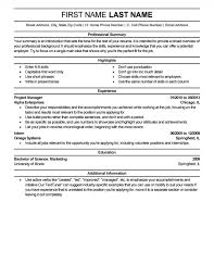 Detailed Resume Template Extraordinary 48 Short Cv Templates Endowed Kenyadreamus