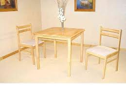 small wood dining table small square solid dining table 2 chairs set small dark wood dining