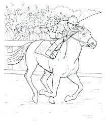 Horse Color Sheet Free Printable Horse Coloring Pages Pony With Owls