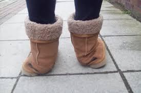 Ugg boot soles fetish