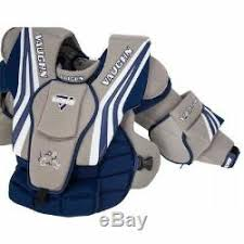 New Vaughn Slr Pro Sr Xl Goalie Chest And Arm Protector