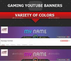 Best Youtube Banner 30 New Youtube Layout Banner Templates Psd 2016 Designssave Com