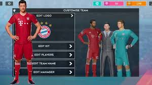 Adidas 20/21 bayern fc home jersey. How To Create New Fc Bayern Munich Kits Of 20 21 For Dls 20 Youtube