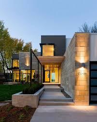 Exterior Lighting Modern Exterior Lighting For Modern House - Exterior residential lighting