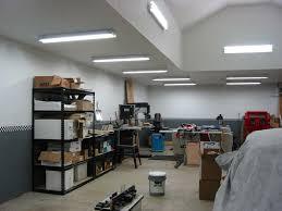 led light design stunning led garage lighting ideas indoor in
