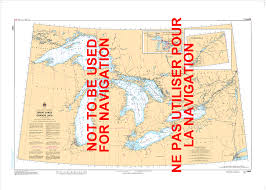 Great Lakes Navigation Charts 2400 Great Lakes