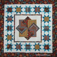 61 best Quilts-Stripe Fabric images on Pinterest | Quilt patterns ... & Striped fabric makes the center star really twist! Striped FabricsPattern  ImagesQuilting ... Adamdwight.com