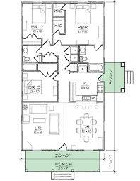 retirement house plans. Interesting Retirement Compact Starter Or Retirement Home Plan  10044TT Floor Plan Main Level On House Plans E