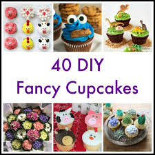 40 Diy Fancy Cupcakes