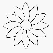 Kleurplaten Lente Bloemen Collectie Thema Lente Woordkaarten Bloemen